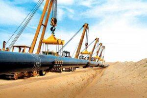 2019-2021 ENERGEAN Karish onshore gas pipeline. HSE services