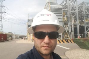 EZOM Dorad power station HSE consulting and supervision
