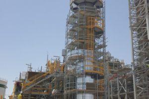 Ashalim Thermo Solar Power Station GE Plot B 2016-2017