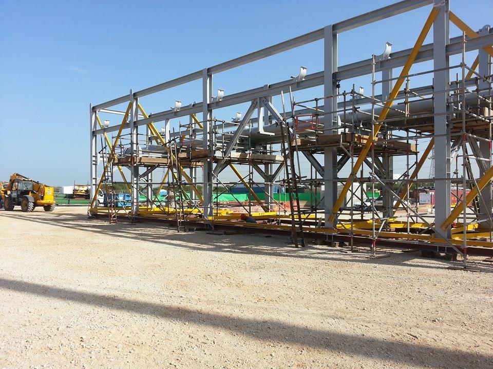Ashdod Onshore Natural Gas Terminal 2013-2015